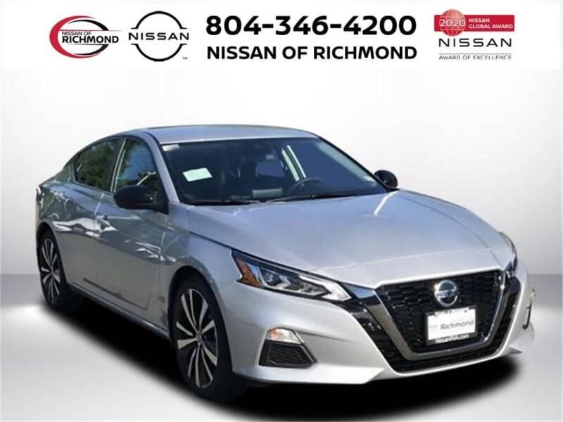 2021 Nissan Altima for sale in Richmond, VA