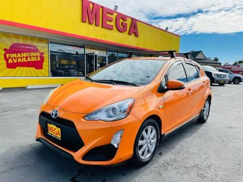2017 Toyota Prius c for sale at Mega Auto Sales in Wenatchee WA