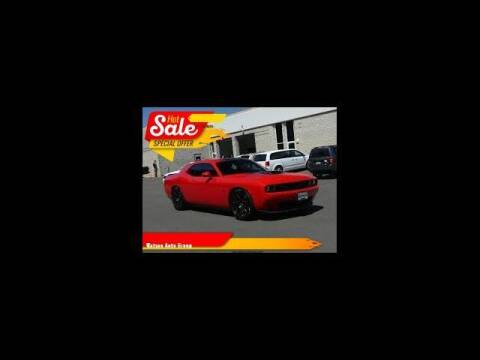 2015 Dodge Challenger for sale at Watson Auto Group in Fort Worth TX