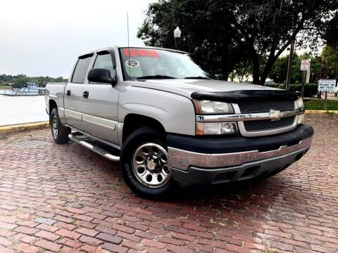 2005 Chevrolet Silverado 1500 for sale at PUTNAM AUTO SALES INC in Marietta OH