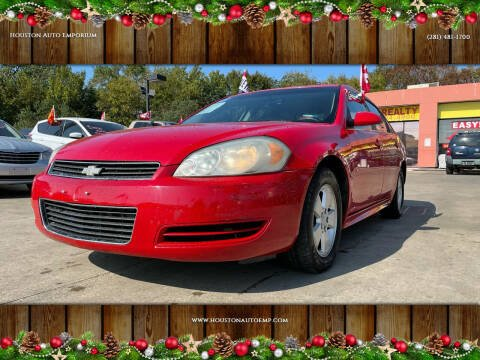 2009 Chevrolet Impala for sale at Houston Auto Emporium in Houston TX