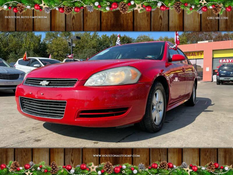 2009 Chevrolet Impala for sale at Houston Auto Emporium in Houston TX