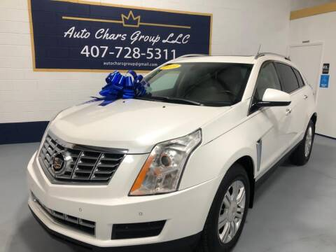 2013 Cadillac SRX for sale at Auto Chars Group LLC in Orlando FL