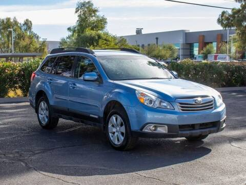 2012 Subaru Outback for sale at Liberty Cars and Trucks in Phoenix AZ