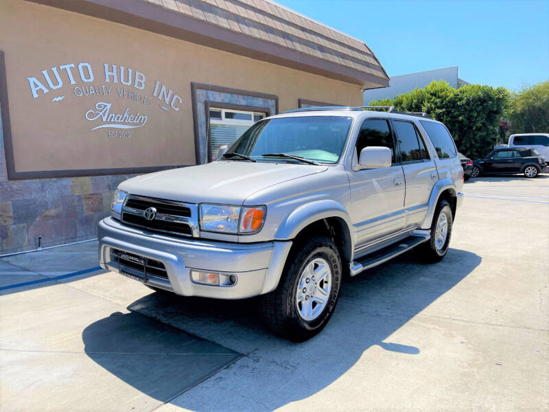 1999 Toyota 4Runner for sale at Auto Hub, Inc. in Anaheim CA