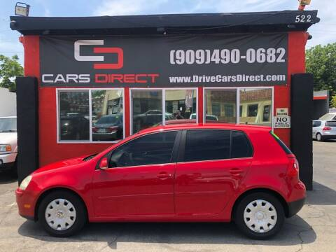 2008 Volkswagen Rabbit for sale at Cars Direct in Ontario CA