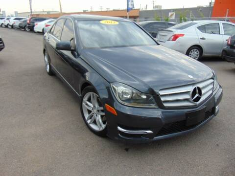 2013 Mercedes-Benz C-Class for sale at Avalanche Auto Sales in Denver CO