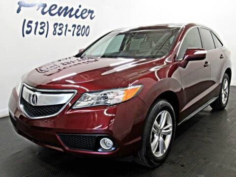 2015 Acura RDX for sale at Premier Automotive Group in Milford OH