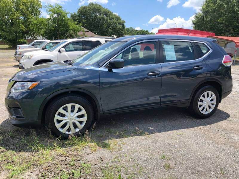 2016 Nissan Rogue for sale at Kelley's Cars Inc. in Belmont NC