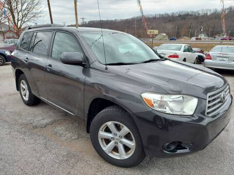 2008 Toyota Highlander for sale at BBC Motors INC in Fenton MO