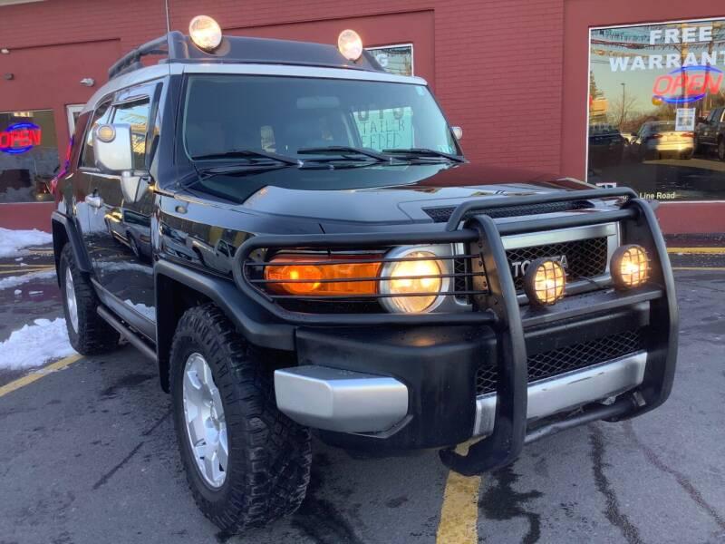 2007 Toyota FJ Cruiser for sale at Active Auto Sales in Hatboro PA