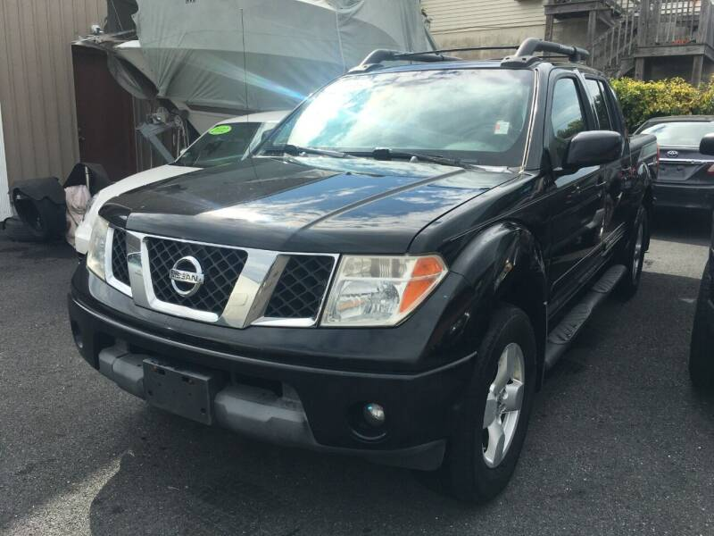 2006 Nissan Frontier for sale at Dijie Auto Sale and Service Co. in Johnston RI