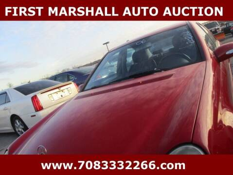2006 Mercedes-Benz C-Class for sale at First Marshall Auto Auction in Harvey IL
