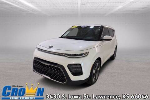 2020 Kia Soul for sale at Crown Automotive of Lawrence Kansas in Lawrence KS