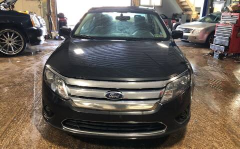 2012 Ford Fusion for sale at Six Brothers Auto Sales in Youngstown OH