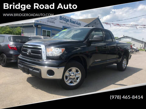 2011 Toyota Tundra for sale at Bridge Road Auto in Salisbury MA