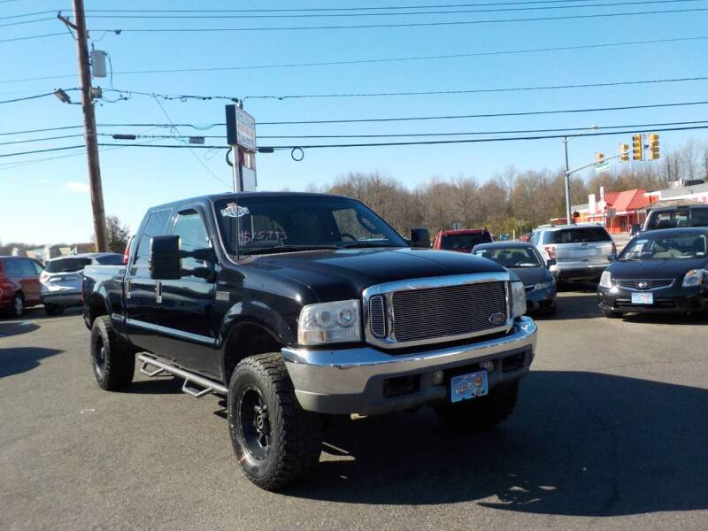 2001 Ford F-250 Super Duty for sale at United Auto Land in Woodbury NJ