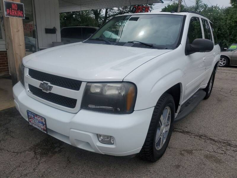 2007 Chevrolet TrailBlazer for sale at New Wheels in Glendale Heights IL