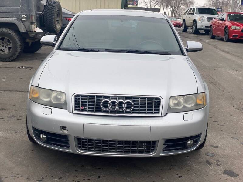 2005 Audi S4 for sale at Lewis Blvd Auto Sales in Sioux City IA
