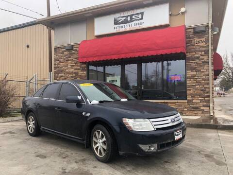 2008 Ford Taurus for sale at 719 Automotive Group in Colorado Springs CO