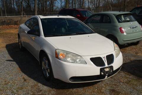 2007 Pontiac G6 for sale at Noble PreOwned Auto Sales in Martinsburg WV
