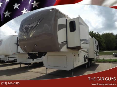 2014 Cedar Creek  34 Triple  for sale at The Car Guys in Atlantic IA