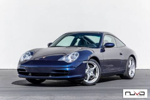 2002 Porsche 911 for sale at Nuvo Trade in Newport Beach CA