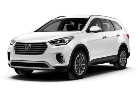 2017 Hyundai Santa Fe for sale at SULLIVAN MOTOR COMPANY INC. in Mesa AZ