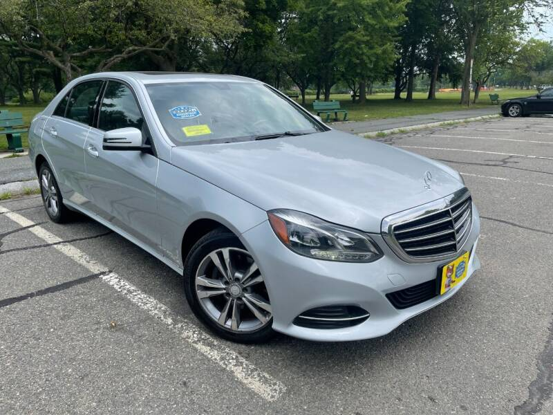 2014 Mercedes-Benz E-Class for sale at Prime Cars Auto Sales in Saugus MA