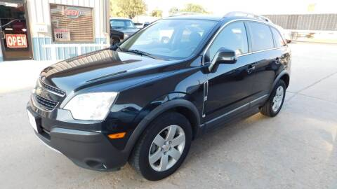 2012 Chevrolet Captiva Sport for sale at Mid Kansas Auto Sales in Pratt KS
