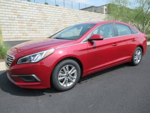 2017 Hyundai Sonata for sale at Curry's Cars Powered by Autohouse - Auto House Tempe in Tempe AZ
