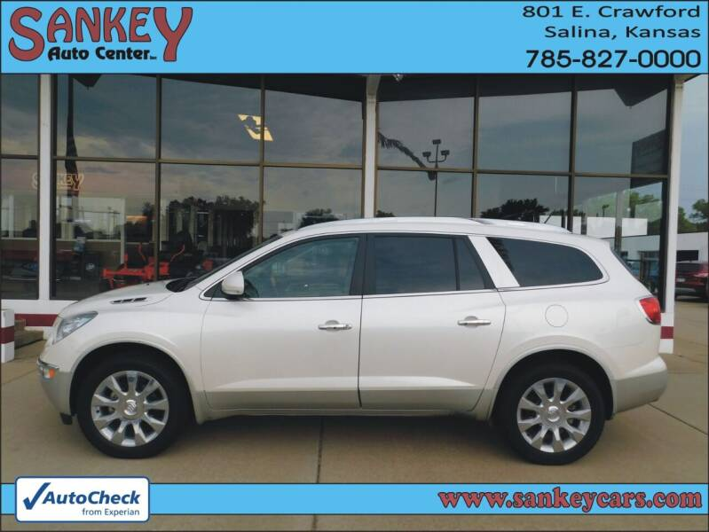 2012 Buick Enclave for sale at Sankey Auto Center, Inc in Salina KS