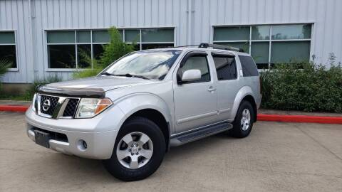 2007 Nissan Pathfinder for sale at Houston Auto Preowned in Houston TX