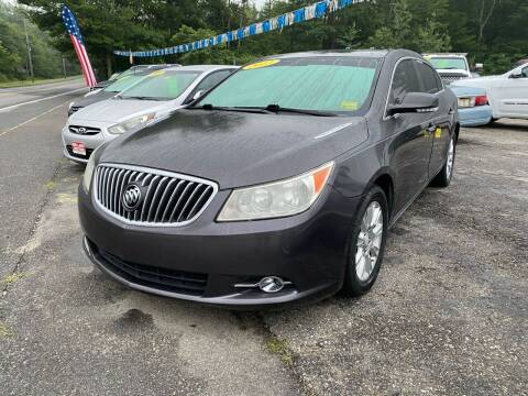 2013 Buick LaCrosse for sale at Brilliant Motors in Topsham ME
