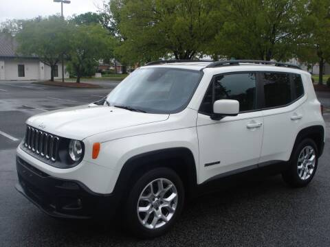 2015 Jeep Renegade for sale at Uniworld Auto Sales LLC. in Greensboro NC