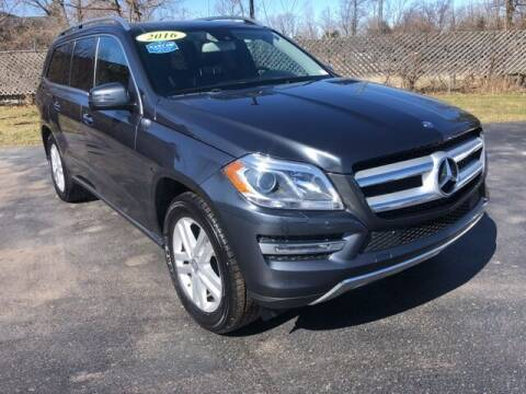 2016 Mercedes-Benz GL-Class for sale at Newcombs Auto Sales in Auburn Hills MI