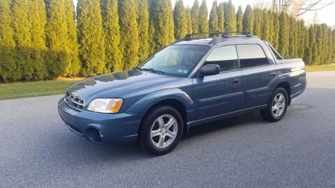 2006 Subaru Baja for sale at Kingdom Autohaus LLC in Landisville PA