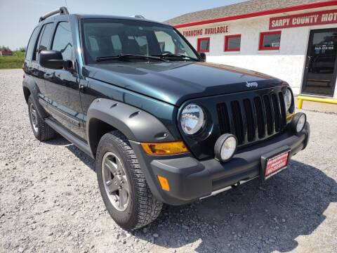 2005 Jeep Liberty for sale at Sarpy County Motors in Springfield NE
