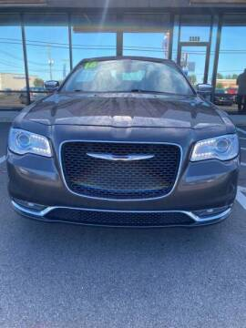 2016 Chrysler 300 for sale at DRIVEhereNOW.com in Greenville NC