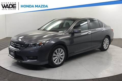 2014 Honda Accord for sale at Stephen Wade Pre-Owned Supercenter in Saint George UT