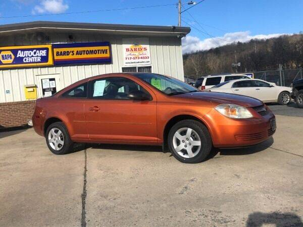 2005 Chevrolet Cobalt for sale at BARD'S AUTO SALES in Needmore PA