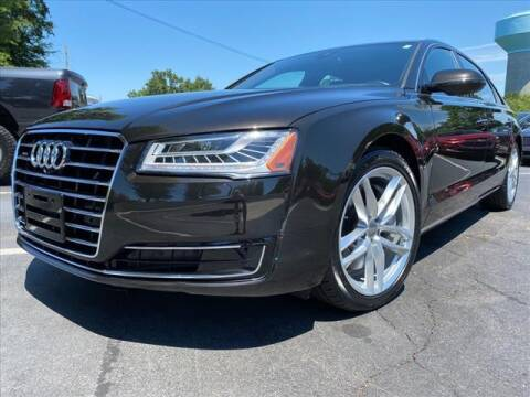 2015 Audi A8 L for sale at iDeal Auto in Raleigh NC