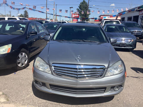 2011 Mercedes-Benz C-Class for sale at GPS Motors in Denver CO