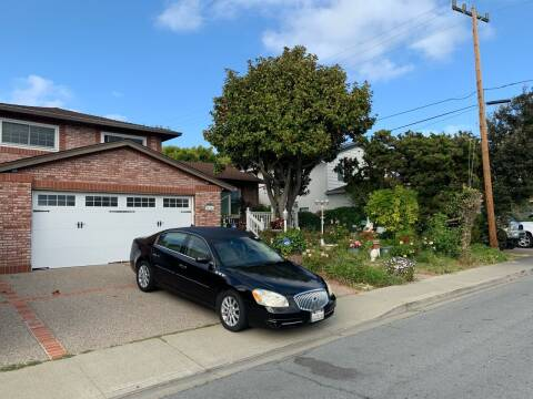 2011 Buick Lucerne for sale at Blue Eagle Motors in Fremont CA
