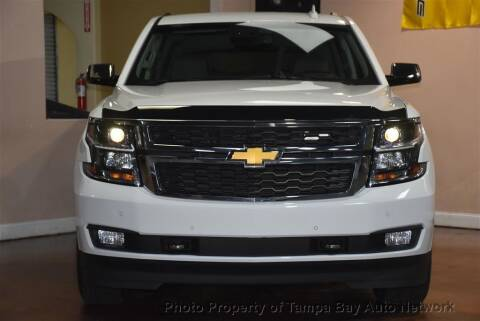 2016 Chevrolet Tahoe for sale at Tampa Bay AutoNetwork in Tampa FL