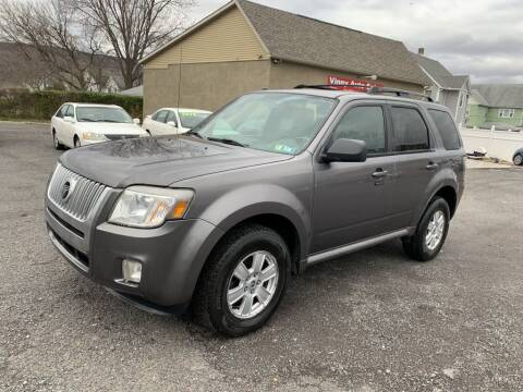 2011 Mercury Mariner for sale at VINNY AUTO SALE in Duryea PA