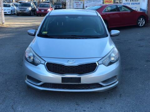 2014 Kia Forte for sale at Emory Street Auto Sales and Service in Attleboro MA