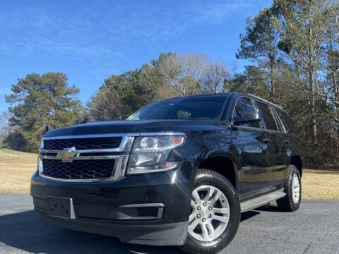 2015 Chevrolet Tahoe for sale at Global Pre-Owned in Fayetteville GA