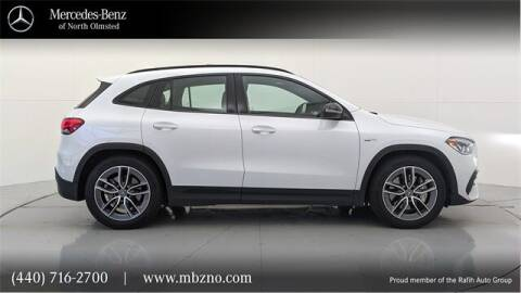 2021 Mercedes-Benz GLA for sale at Mercedes-Benz of North Olmsted in North Olmsted OH
