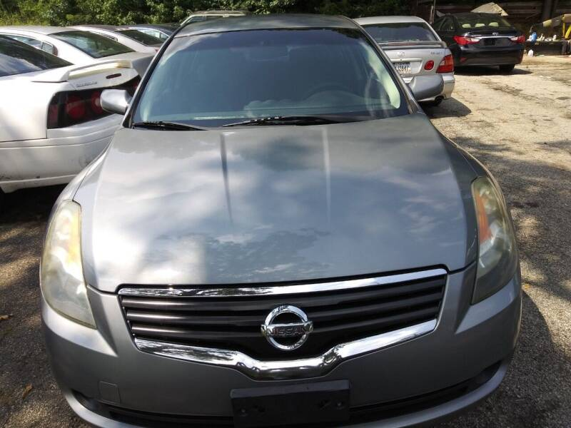 2009 Nissan Altima for sale at Moreland Motorsports in Conley GA